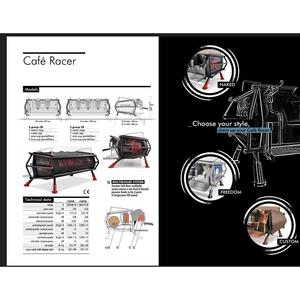 Sanremo - Café Racer - Dolmiti - Leather bags - Espressomaskin