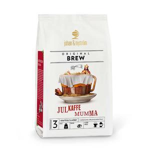 Johan & Nyström - *UTFÖRSÄLJNING* - Julkaffe MUMMA 2017 - Bryggmalet kaffe - Original Brew - 250g