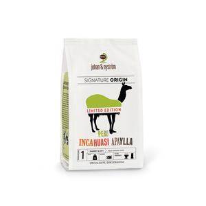Johan & Nyström - Peru Incahuasi Apaylla - Washed - Ljusrostade kaffebönor - 250g