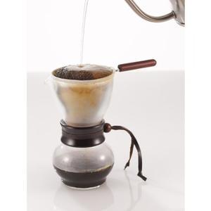 Hario - Woodneck - 1-kopps klassisk kaffebryggare - 240ml