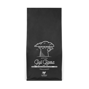 Kafferostare Per Nordby - Guji Gigesa - Etiopien - Ljusrostade kaffebönor - 350g