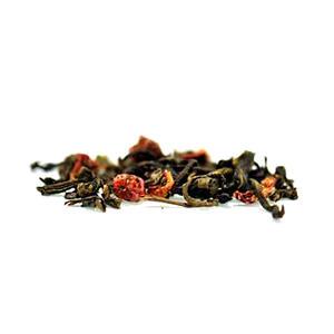 Johan & Nyström - Gröna löv röda bär - Grönt te med jordgubb, lingon och röda vinbär