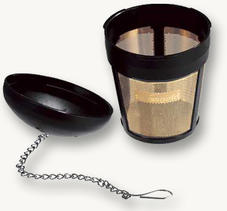 Swiss Gold TF 200 - TE-klot  i guldplätering för kopp eller kanna