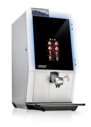 Bonamat - Esprecious 12 Vit - Espressomaskin - Simpel att använda, utmärkt resultat varje gång