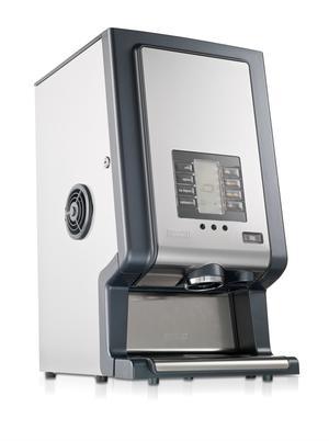 Bonamat - Bolero XL 423 C Gray - Instantautomat med myntmekanism - Stort utbud av kaffe