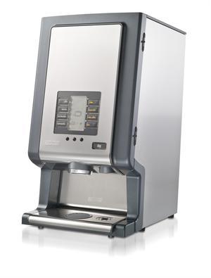 Bonamat - Bolero XL 333 C Gray - Instantautomat med myntmekanism - Stort utbud