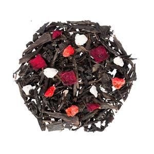 Johan & Nyström - Strawberry Beets - Svart naturligt smaksatt te