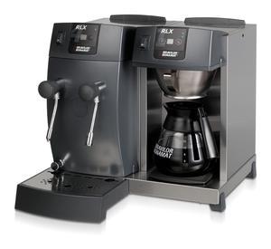 Bonamat - RLX 41 - Restaurangmaskin - Flexibel lösning för restaurang- och barmiljöer