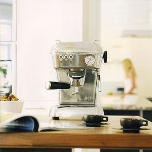 Ascaso Dream - Espressomaskin hemma - Love Red