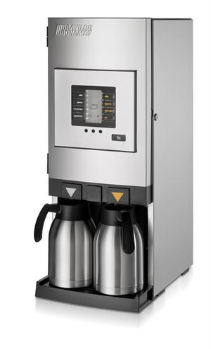 Bonamat - Bolero Turbo 202 - 230V - Instantautomat - Perfekt till att göra mycket kaffe snabbt