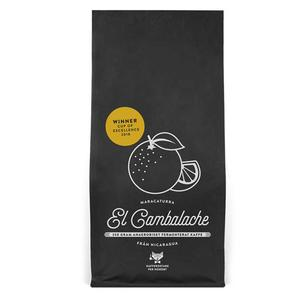 Kafferostare Per Nordby - Cambalache - Cup of Excellence Winner - Nicaragua - Ljusrostade kaffebönor -350g