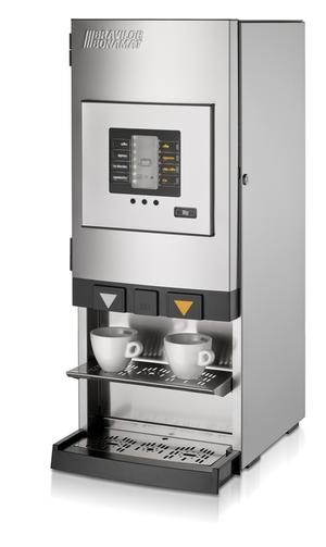 Bonamat - Bolero Turbo 202 - 400V - Instantautomat - Perfekt till att göra mycket kaffe snabbt