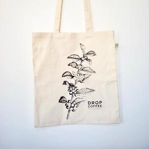 Drop Coffee - Tote Bag - Drop Coffee Plant