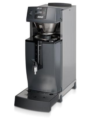 Bonamat - RLX 5 - Restaurangmaskin - Brygger i fast behållare -  Flexibel lösning för restaurang- och barmiljöer