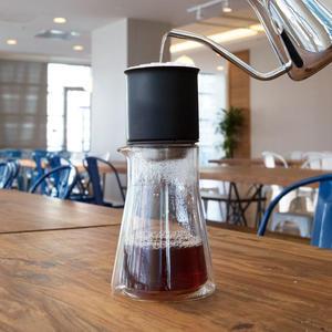 Fellow - Stagg [XF] Pour-Over Set - Komplett och snyggt kit med dripper, karaff och filter - 1-2 koppar - 600ml