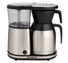 Bonavita Coffee Brewer - BV1900TS-CEV - 8 Cup - Kaffebryggare - Termoskanna - Rostfritt Stål
