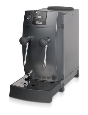 Bonamat - RLX 4 - Restaurangmaskin - Varmvattendispenser med ångstav - Flexibel lösning för restaurang- och barmiljöer