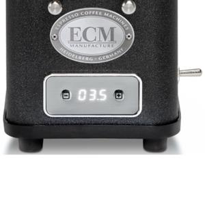 ECM - S-Automatik 64 Anthracit - Kraftfull On Demand-kvarn