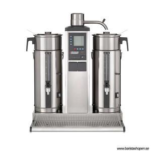 Bonamat - B5 Bordsmodell - Urnbryggare - Brygger stora mängder kaffe i två behållare à 5 liter