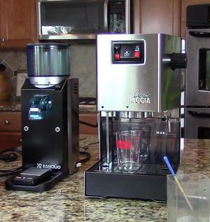 Rancilio - Rocky Espressokvarn On Demand - Även bra som allroundkvarn