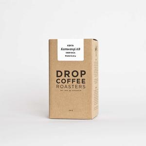 Drop Coffee - Kamwangi AB - Kenya - Ljusrostade kaffebönor - 250g