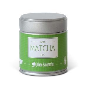 Johan & Nyström - Matcha-te - Nyttigt, gott med massor med antioxidanter - 40g