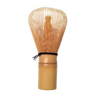 Bambuvisp till Matcha-te i hög kvalitet