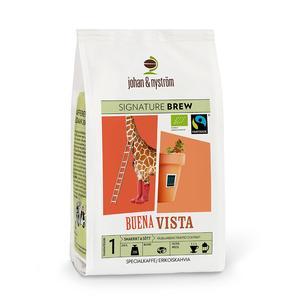 Johan & Nyström - *KAMPANJ* - Buena Vista - OBS BRYGGMALET kaffe - Ljusrostat kaffe - 500g