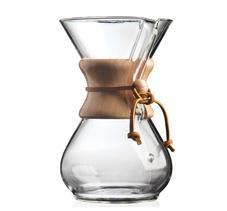 Chemex Classic - 6 koppars kaffebryggare