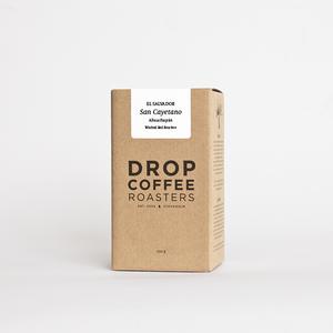 Drop Coffee - Julkaffe 2017 - Trippelpack San Cayetano - El Salvador - Ljusrostade kaffbönor - 750g