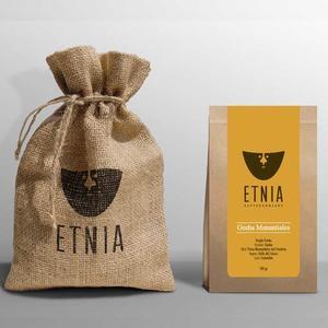 Etnia - Geisha Manantiales - Colombia - Ljusrostade kaffebönor - 100g