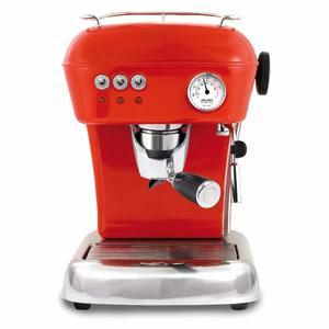 Ascaso Dream Pod Love Red - Espressomaskin för pods - hemma - Love Red