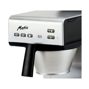 Bonamat - Filterhållare - Passar till Mondo, Matic samt TH filterbryggare - Rostfritt stål