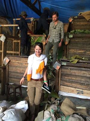 Kakaobolaget - Peru Single Origin 72% - Ekologisk förstklassig ursprungschoklad från Österlen - 70 g