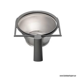 Bonamat - Filterhållare för te - Passar till Mondo, Matic samt TH filterbryggare - Rostfritt stål