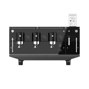 Iberital -VISION - Espressomaskin - GLASS - 3 gruppsmodell