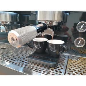 Iberital -VISION - Espressomaskin - GLASS - 2 gruppsmodell