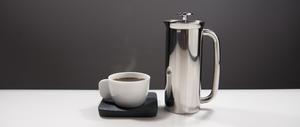 Espro Press P7  - Fantastiskt bra presskanna / kaffepress i POLERAT rostfritt stål