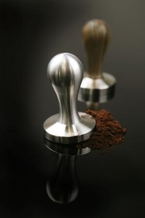 Cafelat - Drop Tamper Aluminium Konvex 58mm