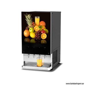 Coffee Queen - Nordic - Med kannfunktion - Juiceautomat med upp till tre produkter