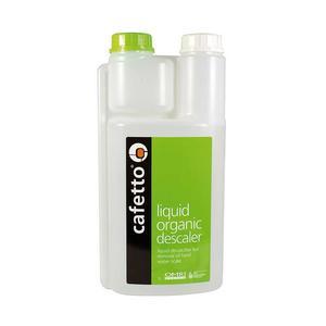 Cafetto LOD Green Liquid Descaler - Ekologisk avkalkning av kaffebryggare, tekokare och espressomaskiner - 1000 ml