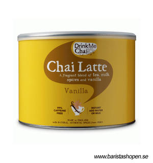 Drink Me Chai Latte - Vanilj 1kg