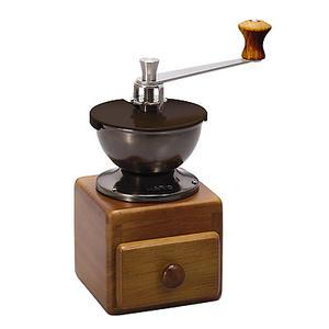 Hario Small Coffee Grinder - mm-2 - manuell handvevad kvarn med keramiskt malverk