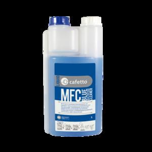 Cafetto - MFC - Mjölkrengöring för automatisk och manuell espressomaskin