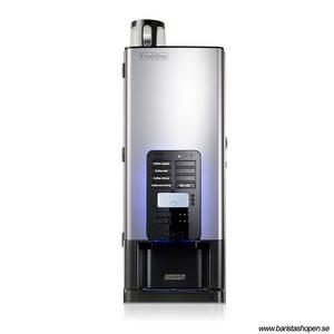 Bonamat - FreshOne Ground - Smart och smidig färskbryggsautomat - Hela bönor - Perfekt för arbetsplatsen
