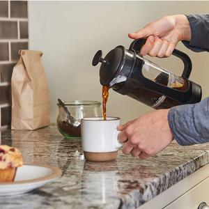 Espro Press P3 - Medium - Fantastiskt bra presskanna / kaffepress i hållbart glas -  530 ml / 18 oz