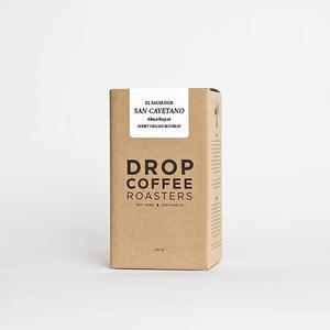 Drop Coffee - San Cayetano -Yellow Honey - Ljusrostade kaffebönor - 250g