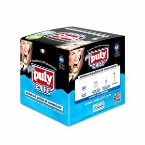 Puly - CAFF Rengörings-kit - Allt du behöver för enkel rengöring av espressomaskin och kvarn